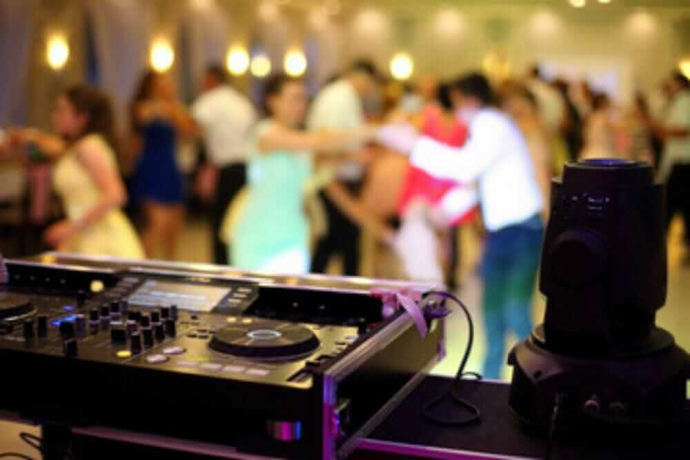 a great DJ can make a great party